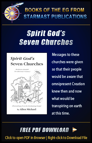 Spirit God's Seven Churches