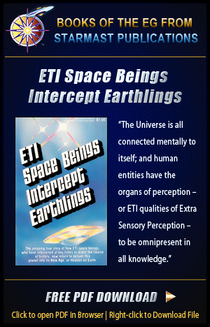 ETI Space Beings Intercept Earthlings
