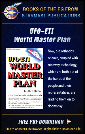 UFO-ETI World Master Plan