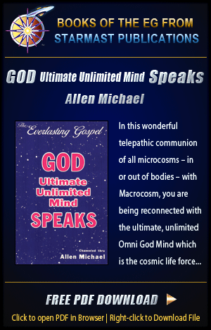 God - Ultimate Unlimited Mind - Speaks